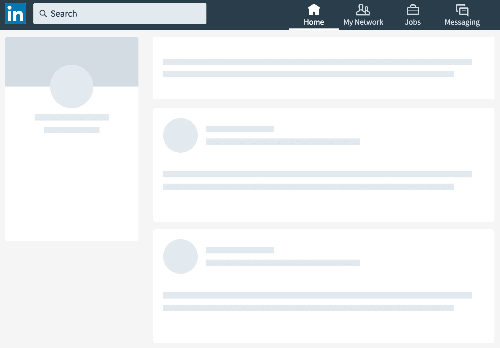 Creating a Loading Placeholder with Sass – Lee Robinson