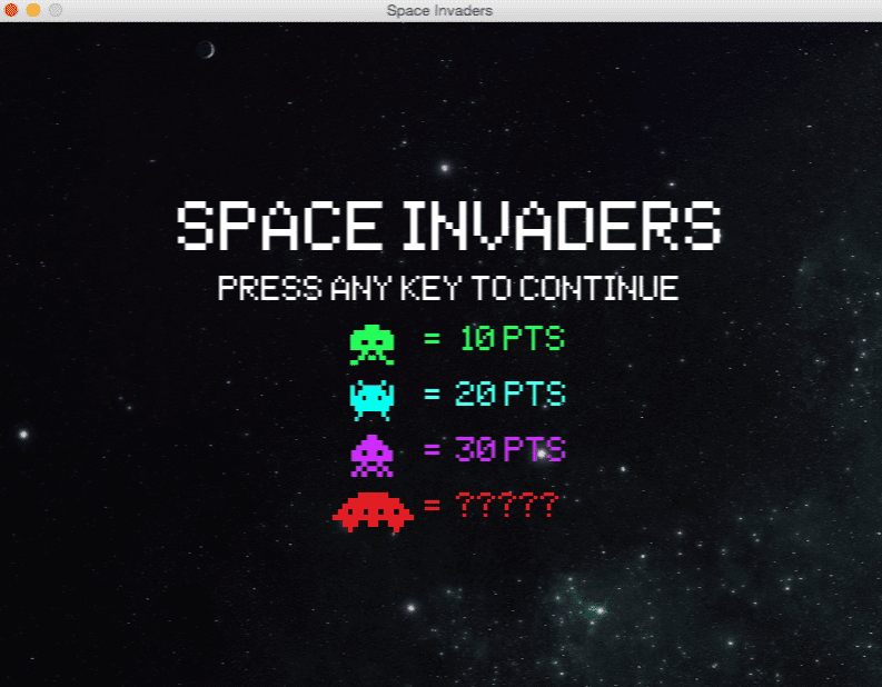 Creating a Space Invaders Clone with Python - Lee Robinson