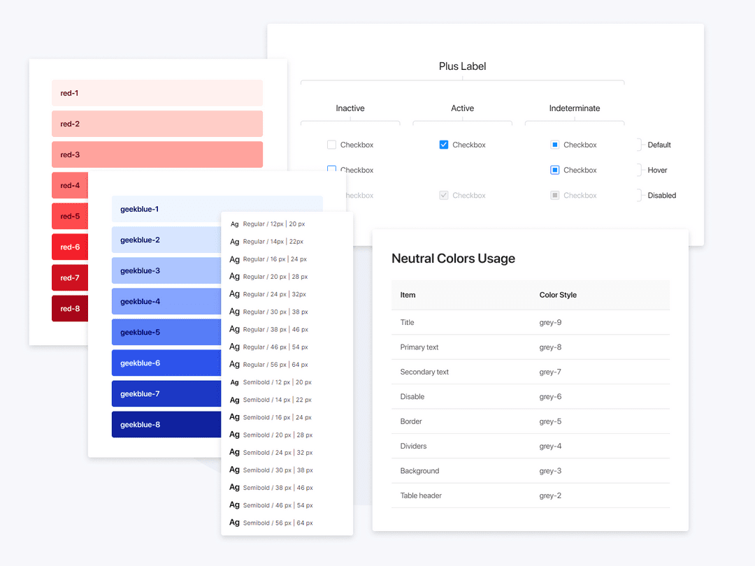 Everything I Know About Style Guides, Design Systems, and